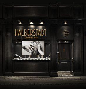 Halberstadt - Vores forretning på Strøget