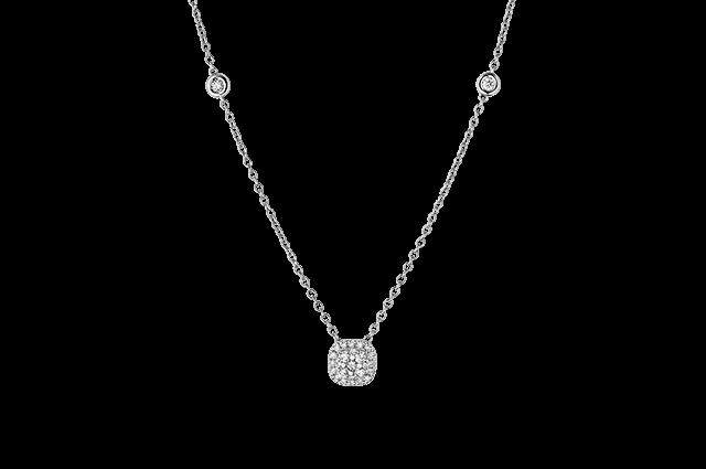 Halskæde diamanter – BV1505