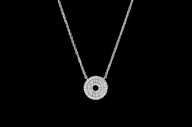 Halskæde Diamanter – BV1511