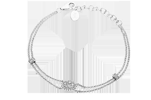 Armbånd med diamanter – BA395