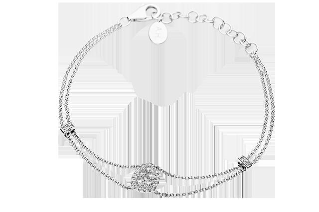 Bracelet with diamonds – BA396