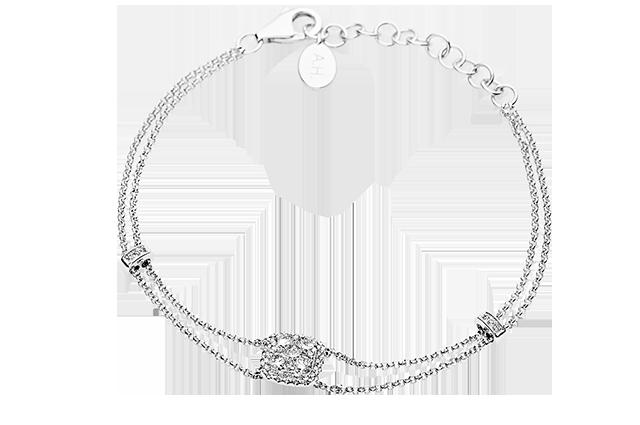 Armbånd med diamanter – BA397