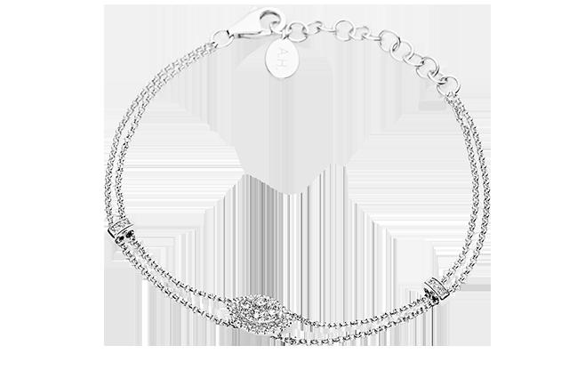 Armbånd med diamanter – BA398