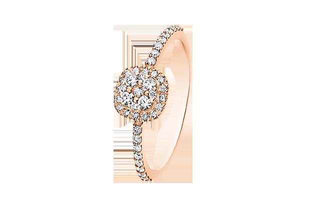 Ring med diamanter – BD4072