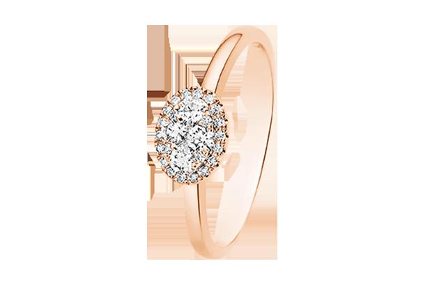 Ring med diamanter – BD4082