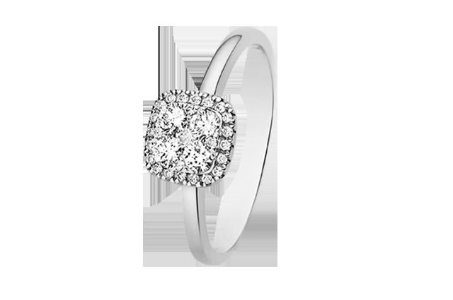 Ring med diamanter – BD4084